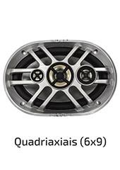 """Quadriaxiais (6x9"""")"""
