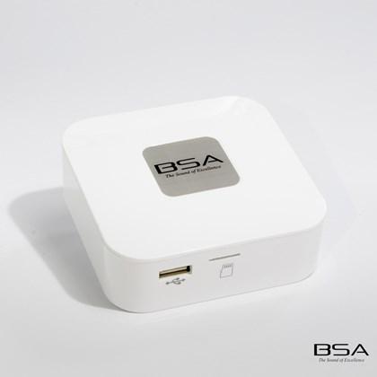 Amplificador BSA-30D 15+15W RMS Bluetooth/USB/SD Card by Bravox