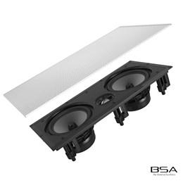 "Arandela BSA 2 Vias RT7 Ceiling/In Wall 5,5"" 120W RMS by Bravox"