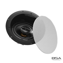 "Arandela BSA Coaxial Angulada R4A Ceiling/In Wall 5,5"" 60W RMS by Bravox"