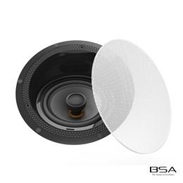 "Arandela BSA Coaxial Angulada R5A Ceiling/In Wall 5,5"" 75W RMS by Bravox"