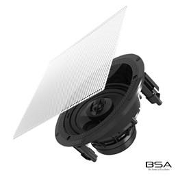 "Arandela BSA Coaxial Angulada S4A Ceiling/In Wall 5,5"" 60W RMS by Bravox"