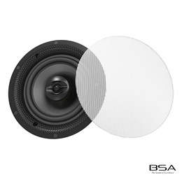 "Arandela BSA Coaxial R4 Ceiling/In Wall 6,5"" 60W RMS by Bravox"