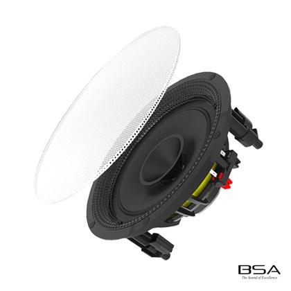 "Arandela BSA Full Range R2 Ceiling/In Wall 6,5"" 40W RMS by Bravox"