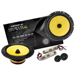 "Kit 2 Vias Bravox 6"" CS60K 160W RMS"