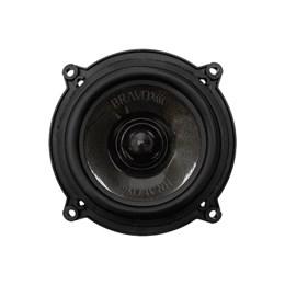 """Kit Alto-falante Bravox CS50BK 5"""" + B3X60X 6""""  230W RMS"""