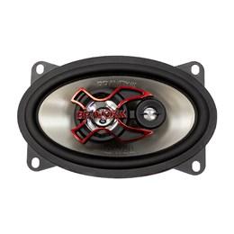 """Kit Alto-falante Bravox CS60BK 6"""" + B3X46X 4x6"""" 210W Rms"""