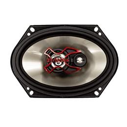 """Kit Alto-falante Bravox Cx50bk 5"""" + B3x57x 4x6"""" 220W Rms"""