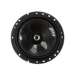 """Kit Alto-falante Bravox Cx60bk  6"""" + B3x60x 6"""" 220W Rms"""