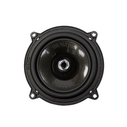 """Kit Alto-falante Bravox Tr55u 5"""" + Cx50bk 5"""" 220W Rms"""