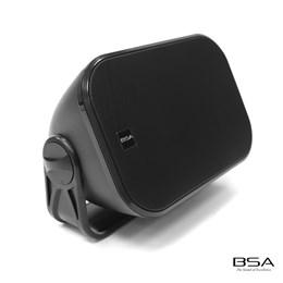 Par Caixa Acústica BSA All Weather AW4-B 80W RMS by Bravox