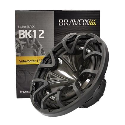 "Subwoofer Bravox BK12-D2 12"" 350W RMS"